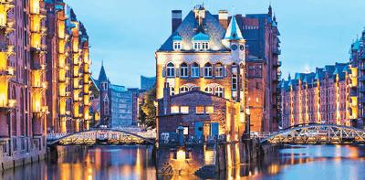 水城汉堡:德国通往世界的大门