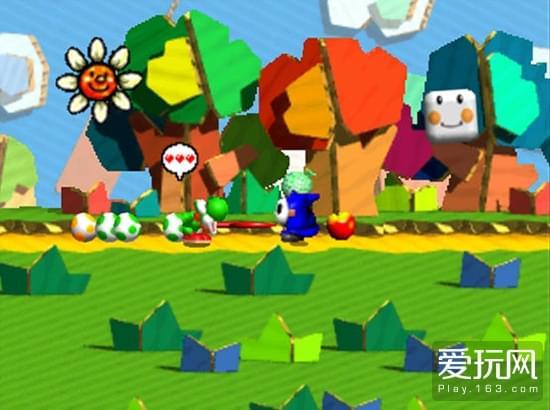 游戏史上的今天:彩绘大世界《耀西的故事》