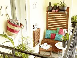 为啥别人家阳台美得像花园 你家却只能晾衣服