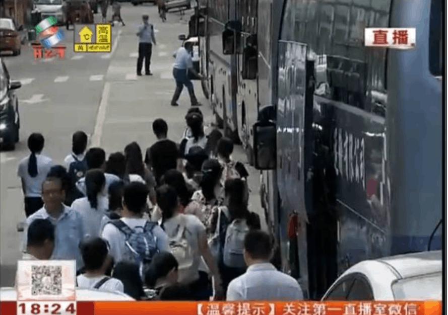 暖心!惠州农村考生提前一年进城 住宿在考试学校