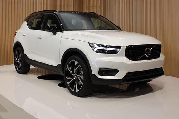 来自北欧的紧凑SUV 全新XC40或22万起
