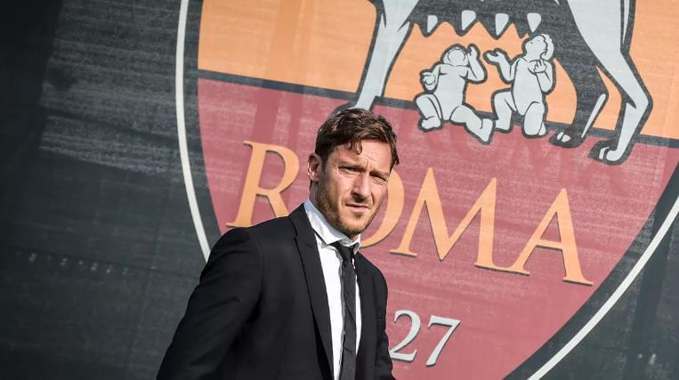 传奇再见!托蒂宣布正式退役 将进罗马管理层任职