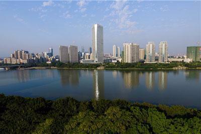 惠州哪个县区空气最清爽?这里有排名!