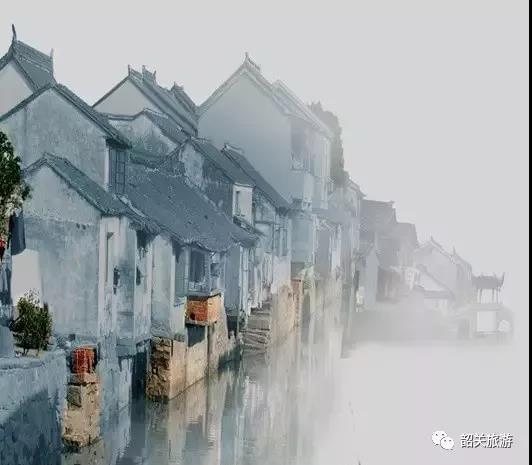 藏在深山的古村落,韶关的冬天原来还能这么玩!