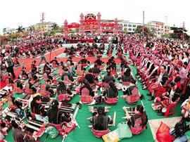 2017年海南(琼中)三月三节庆活动3月30日启动
