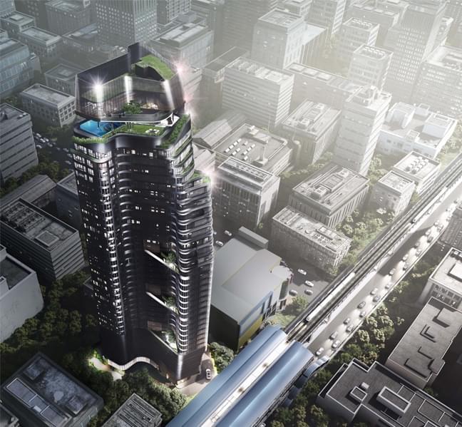 曼谷纪念碑第一高楼 首付仅28万起