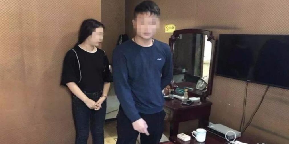 泸州古蔺1男1女共处1室吸毒被抓