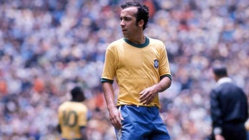 世界杯百大传奇第49名:巴西的优雅攻击手托斯唐
