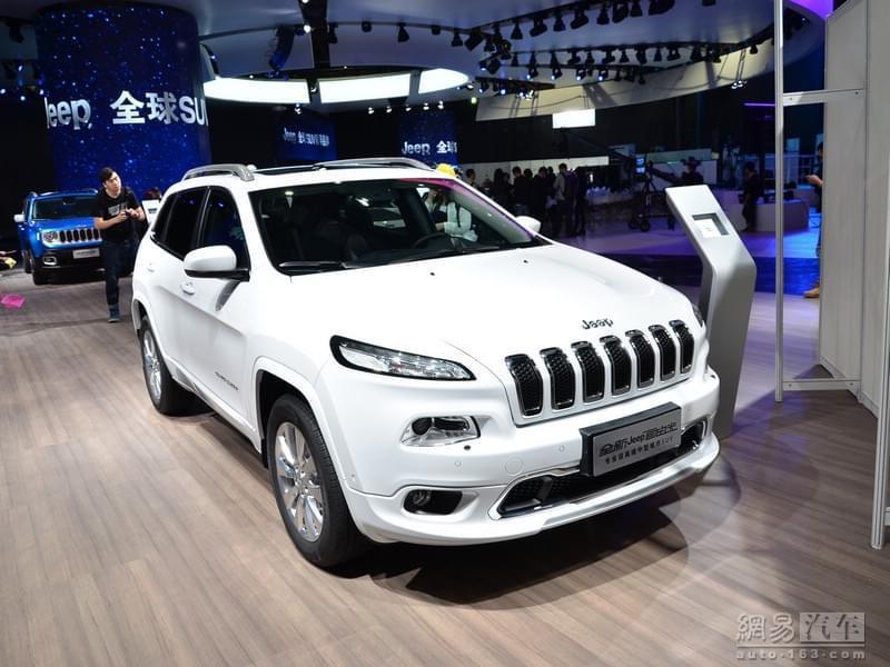 外观有所调整 Jeep新款自由光或将下月上市
