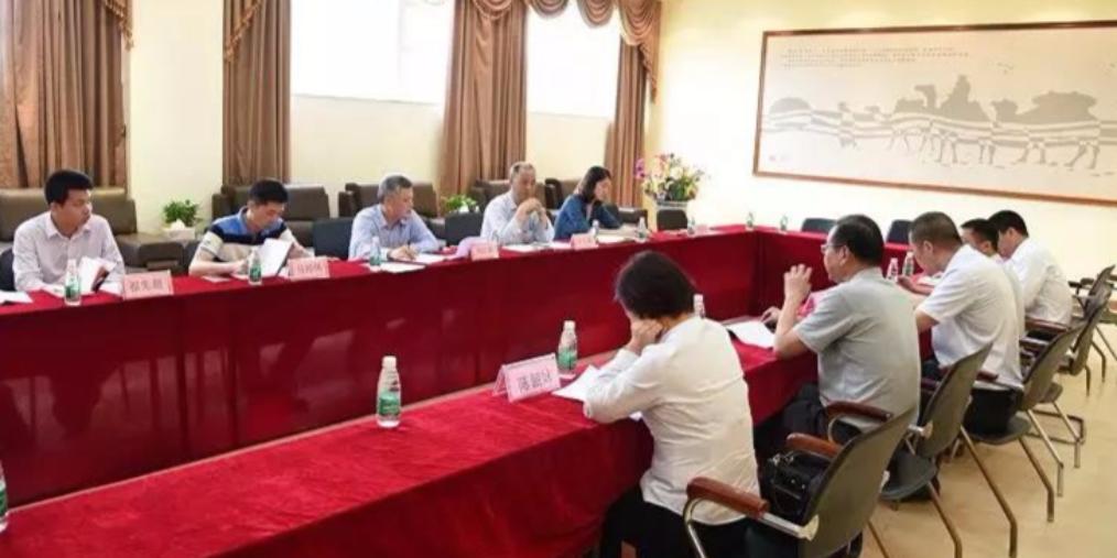 清城区、清新区开展非公经济组织党建工作专题调研