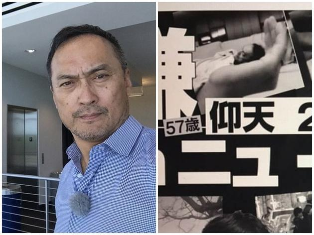 渡边谦承认偷吃小三 隐身四个月后公开致歉妻子