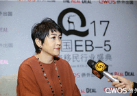 凤凰卫视专访侨外总裁丁颖: 侨外做的事情就是令我们的国人更加国际化