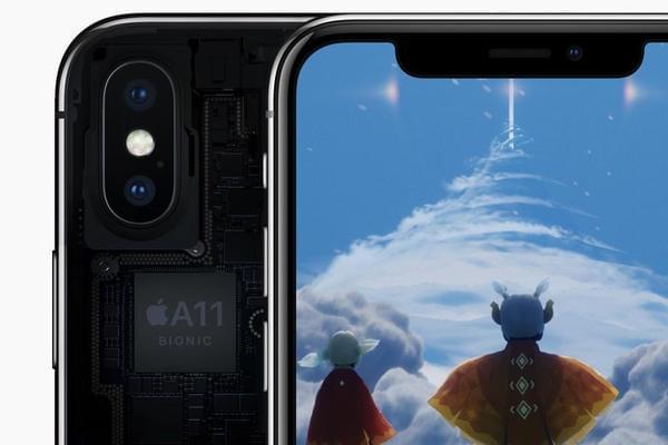 苹果A11X芯片首曝