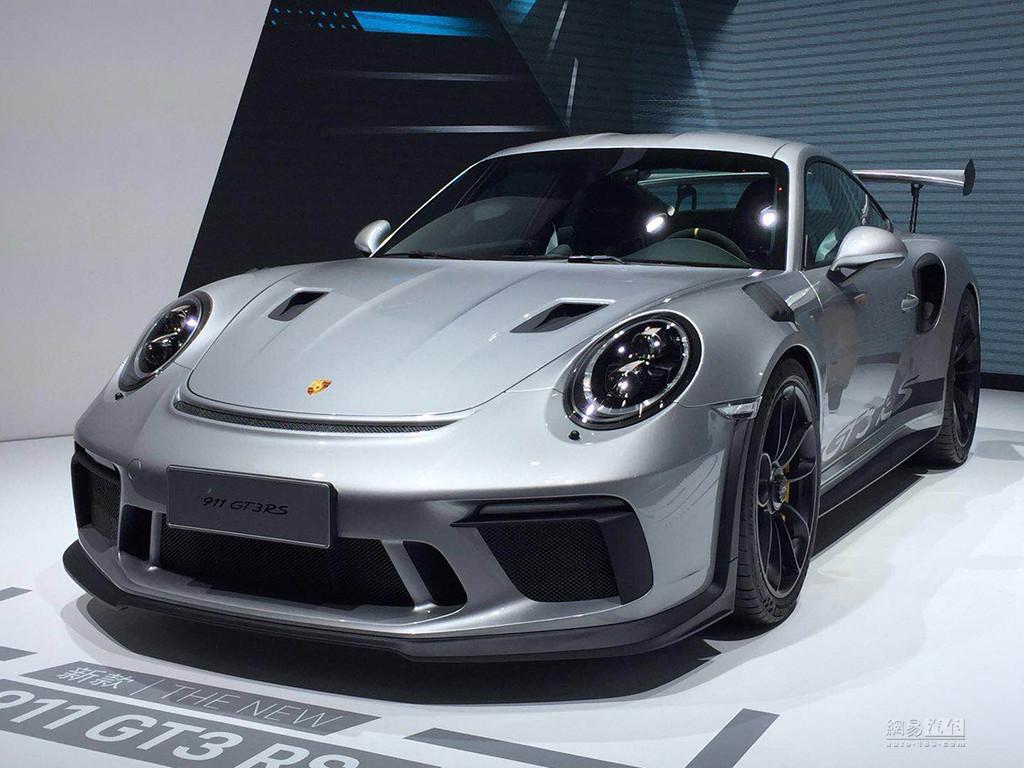 4.0L自吸动力 保时捷新款911 GT3 RS亮相
