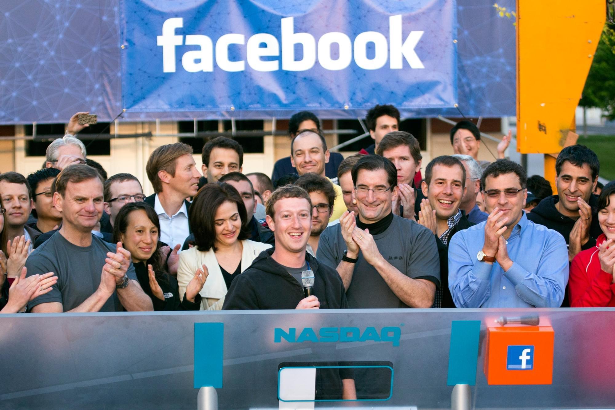 FB上市五周年:北美经济损失上万亿美元