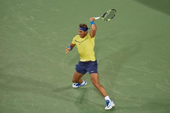 ATP排名:纳达尔时隔3年重返第一 迪米携冠军回升