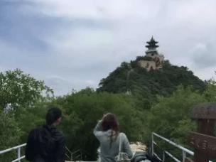 吴亦凡、赵丽颖究竟会出现在云丘山哪个景点?
