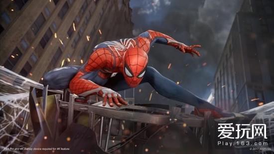 PS4《蜘蛛侠》新概念图放出 小蜘蛛地铁大战反派