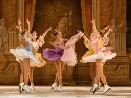 冰上芭蕾舞剧 《天鹅湖》、《睡美人》即将上演