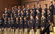 美国亚利桑那男童合唱团在泰州献唱