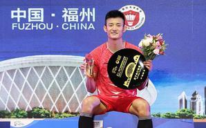 中羽赛-谌龙2-1复仇阿克尔森夺冠