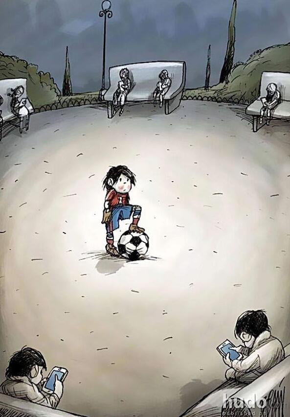 每日轻松一刻:国足竟然踢不过一群送外卖的?