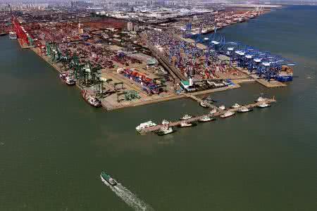 天津港实现无人机监控航空污染 打造绿色港口