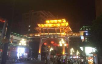 韶关一古楼  是韶关市区唯一的标记古建筑