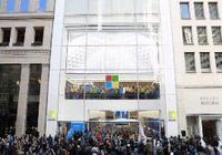 微软将在伦敦开新旗舰店,离苹果旗舰店仅70多米