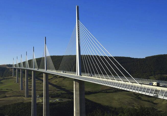 世界上那些吓人的大桥,你