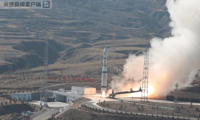 中国成功发射吉林一号视频04、05、06星