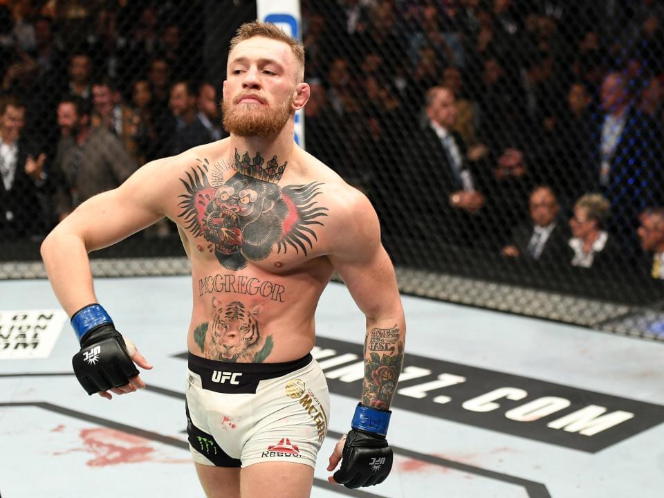 爱尔兰阿里将挑战梅威瑟 嘴强UFC王者是何许人