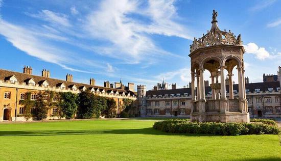 双语:牛津大学入学考题你能答出几个?