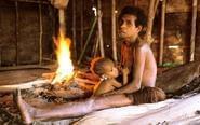 """探访印尼神秘""""食人族""""部落"""