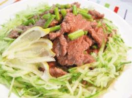 蒜苗炒牛肉的做法 蒜苗炒牛肉的营养价值