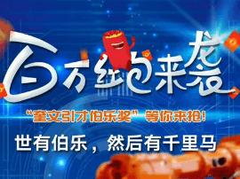 """潍坊奎文区出台""""引才伯乐奖""""新政"""