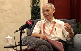 林政则:孝是中华文化根本 两岸有交流就有情感