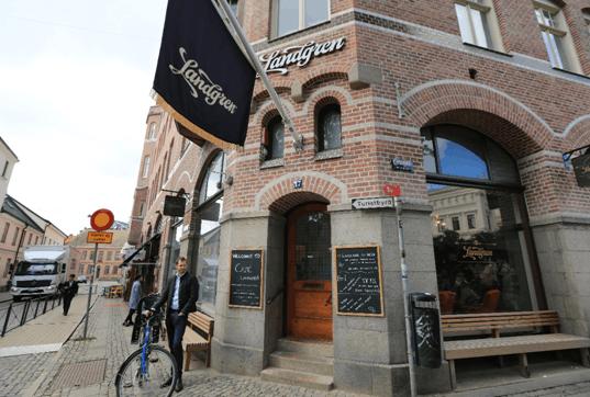 【前途在路上】350岁的年轻学者——瑞典