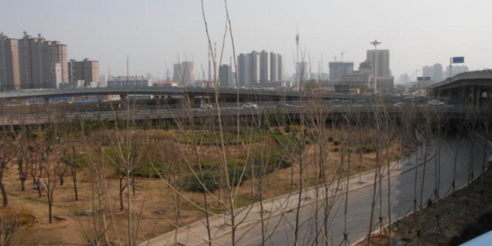 """""""四位一体""""园林绿化模式将现邯郸主城区"""