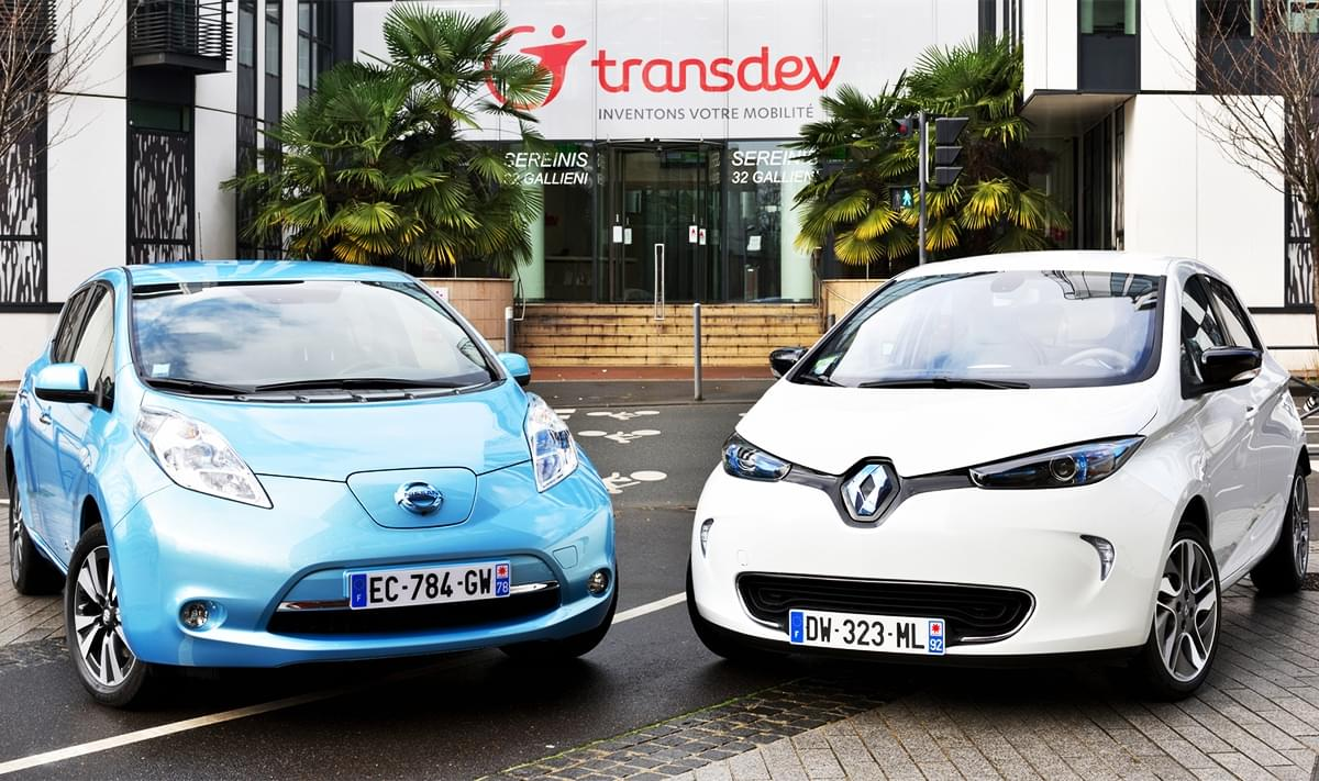 东风雷诺合作造电动车可能是为了更好地卖汽油车