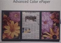 E-ink屏不在只有黑白灰,现在可以有8种颜色了