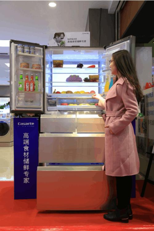 卡萨帝冰箱以33%的超行业增幅引爆1月高端市场