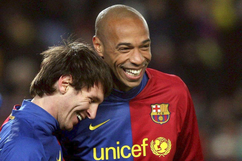 梅西破咒亨利服了:内马尔想逃离他?除非别踢足球