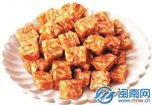 """漳浦百年""""杜浔酥糖""""重归故里 曾被人注册商标"""