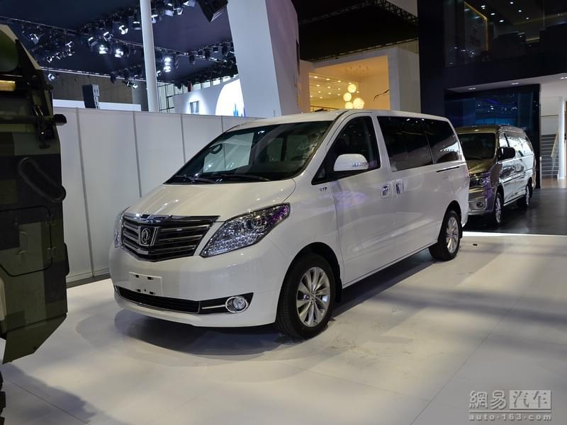 2017上海车展:东风风行新款CM7正式发布