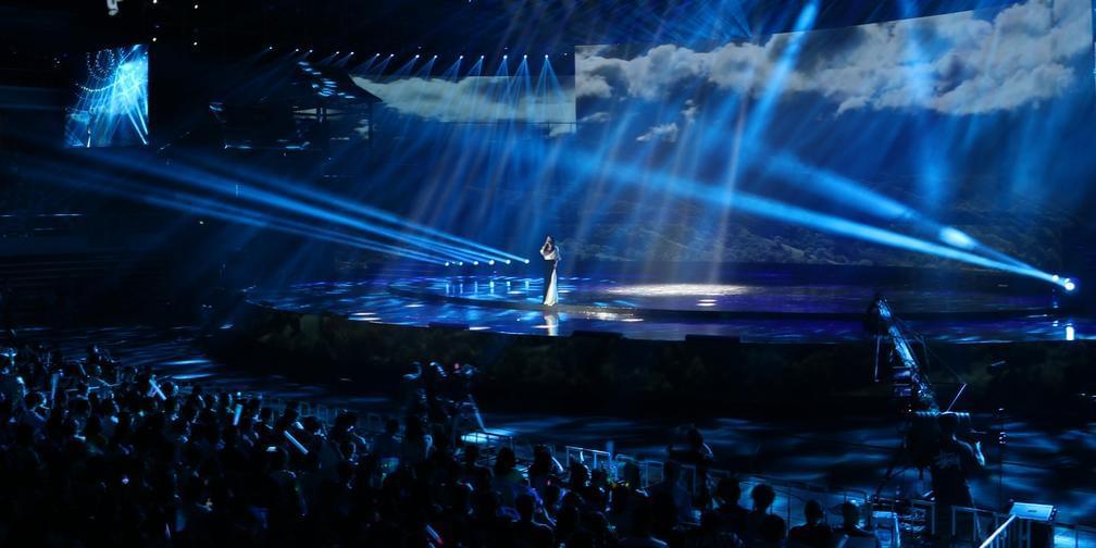 第19届南宁国际民歌艺术节 谭维维献唱