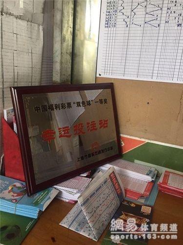 派奖活动显威 上海彩民56元击中双色球1336万