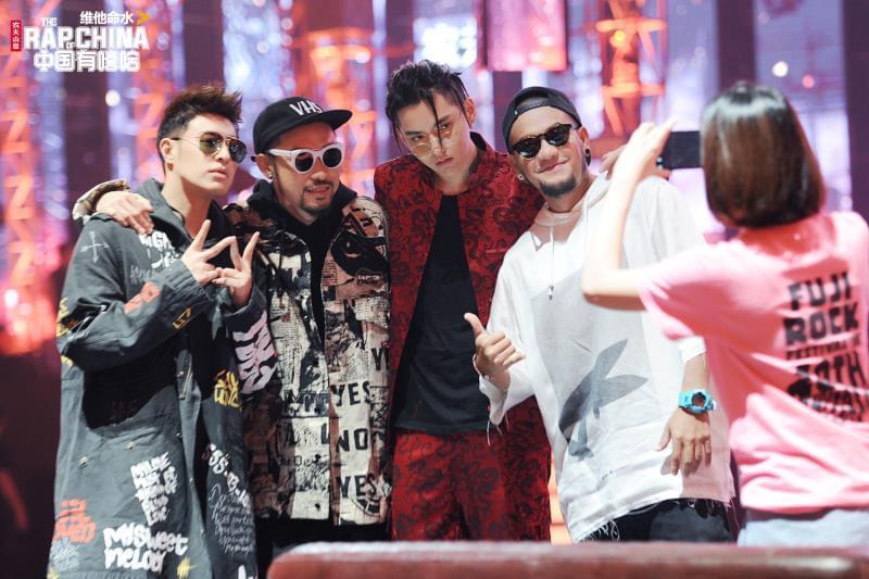 《中国有嘻哈》嘻哈文化从亚文化向主流逆袭
