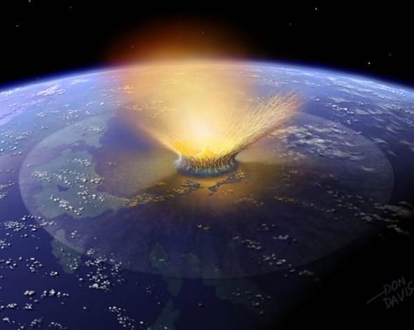 """地球曾两年陷入""""暗无天日"""" 到底发生了什么?"""