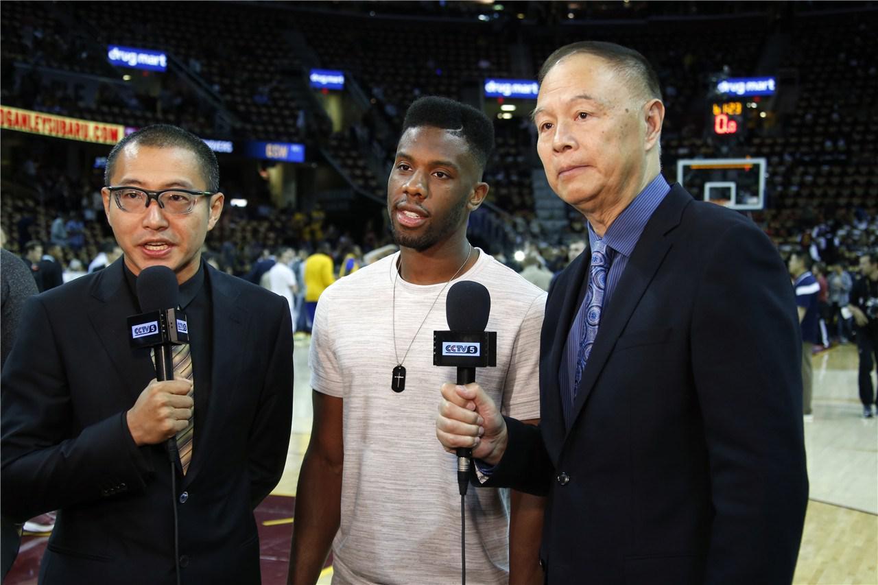 央视名嘴篮彩可赚90倍!于嘉杨健神预测连中5场NBA